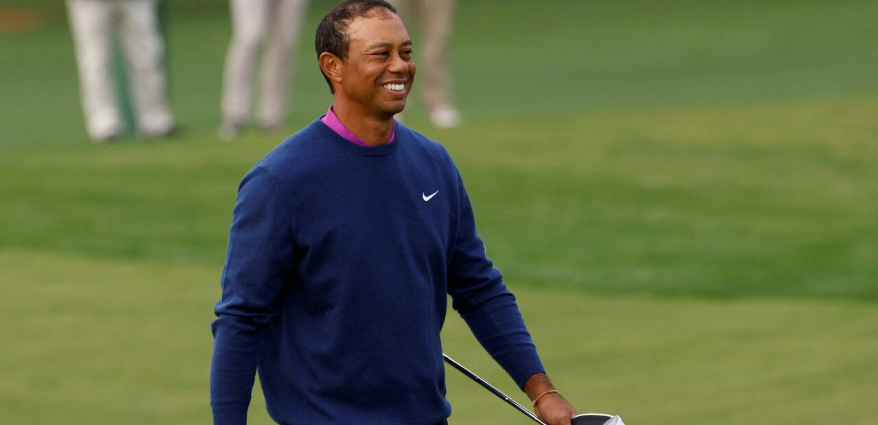 Tiger Woods cargos | Business Insider Mexico