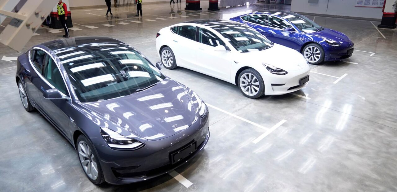 Tesla Model 3 | Business Insider Mexico