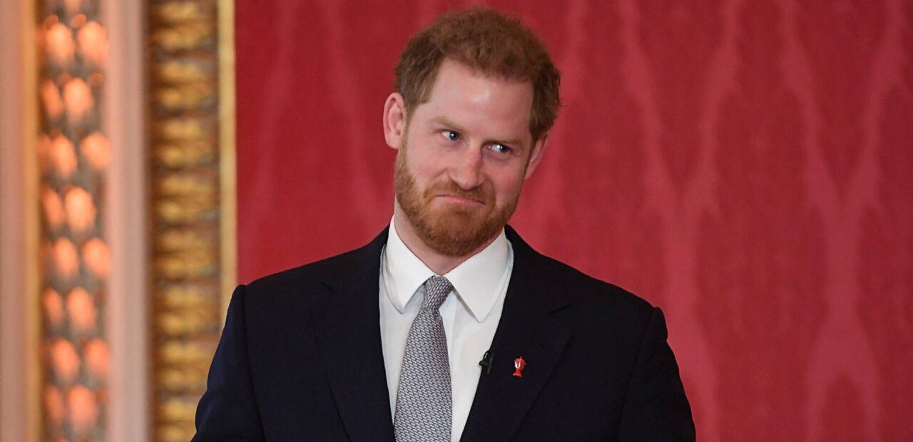 príncipe Harry prensa | Business Insider Mexico
