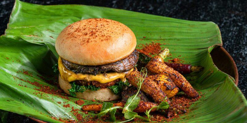 Sonora Grill Group se une a la 'guerra de hamburguesas' veganas y vegetarianas