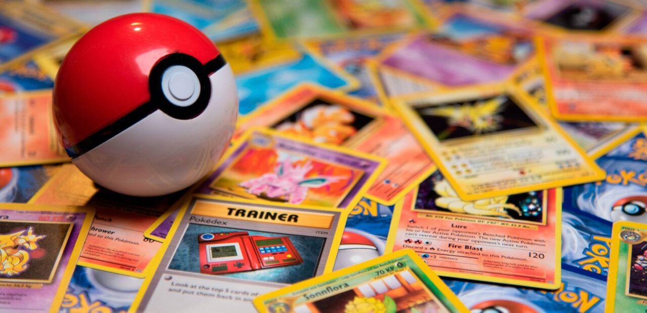 tarjetas de Pokémon