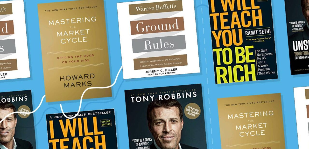 libros sobre inversión
