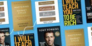 Los 9 mejores libros de inversión para leer si estás asustado por el mercado de valores