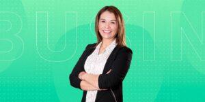 Laura Tabares, directora ejecutiva de Intuic, asegura que una mayor visibilización de mujeres en puestos directivos es la clave para romper los techos de cristal