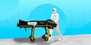 En el IMSS, 9 de 10 intubados por Covid-19 fallecieron en el Valle de México —algunos doctores son renuentes a recomendar hospitalización en el sector público