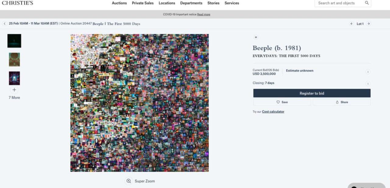criptoarte |Business Insider México