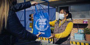 Walmart, Nestlé y P&G se unen con la Red de Bancos de Alimentos de México para distribuir paquetes de alimentos entre personas vulnerables
