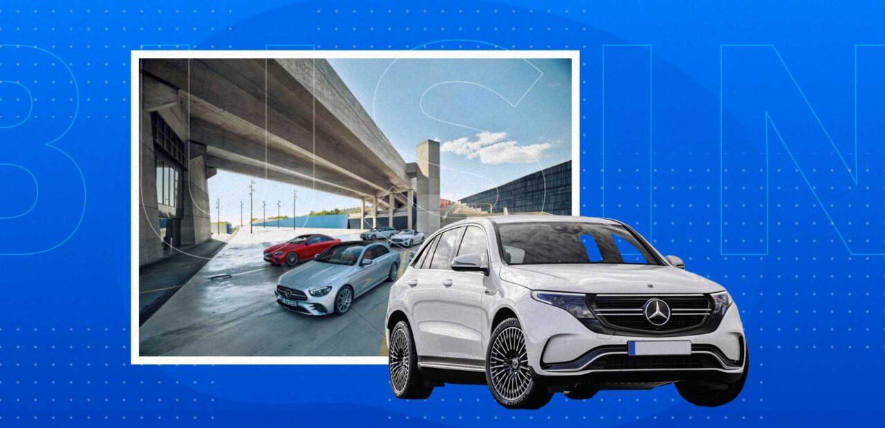 Mercedes-Benz es más eléctrico de cara a su meta cero emisiones | Business Insider Mexico