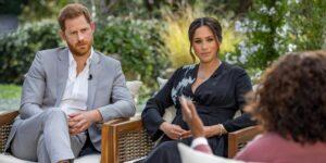 10 revelaciones que el príncipe Harry y Meghan Markle dieron a conocer en su entrevista con Oprah Winfrey