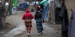 Campamento en la frontera de México y EU: un símbolo de miseria que se vacía con la llegada de Biden