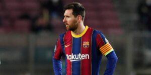 Lionel Messi votó en las elecciones presidenciales del FC Barcelona y felicitó a Joan Laporta por su victoria —por lo que podría quedarse en el club