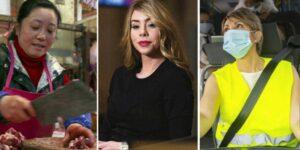 Así es el día a día de mujeres que trabajan en empleos todavía dominados por hombres