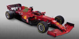 Ferrari presenta el SF21, el monoplaza con el que busca regresar a la gloria de la F1 este 2021