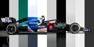 Las principales marcas que patrocinarán a las 10 escuderías de la F1 este 2021