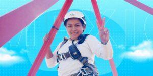 De negarle la capacitación a desplegar la red telecomunicaciones de AT&T México —Yaneth de los Santos lleva la ingeniería a las alturas