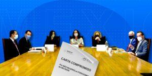 El gobierno de México y la ABM firman un convenio para reducir la brecha de género en el sistema financiero —que solo tiene a una mujer en un Consejo de Administración