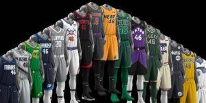 """Así lucen todas las camisetas """"Earned Edition"""" de la NBA regaladas a los 16 equipos que disputaron los últimos playoffs"""
