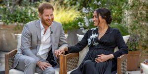 La popularidad del príncipe Harry y Meghan Markle cae en picada en el Reino Unido tras entrevista con Oprah Winfrey, de acuerdo con un sondeo
