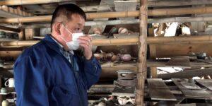 Alfareros de la cerámica «cantante» de Fukushima regresan a casa 10 años después del desastre nuclear