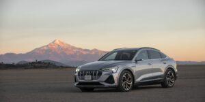 Audi trae a México su modelo e-tron Sportback que rinde 446 kilómetros con una carga de batería
