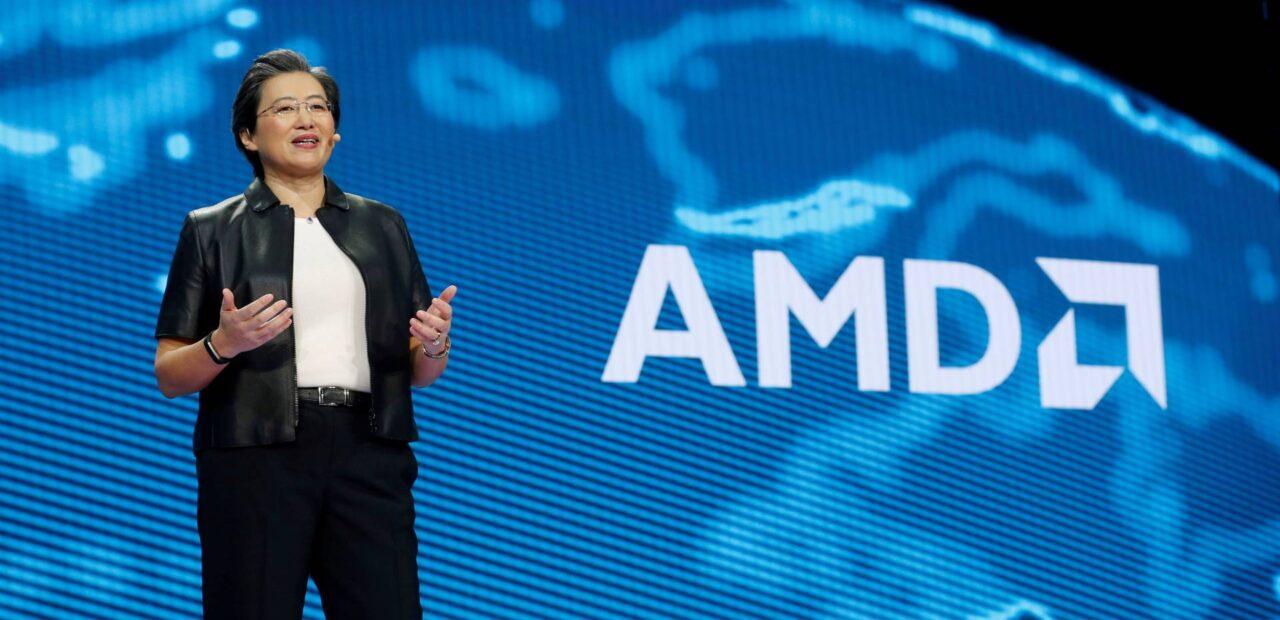AMD chip | Business Insider México