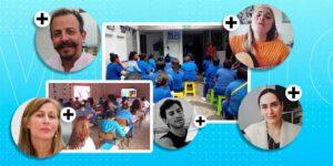 Esta asociación ayuda a las mujeres de centros penitenciarios en México a reinsertarse en la sociedad con clases en línea