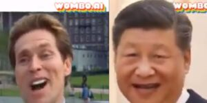 Wombo.ai permite a los usuarios hacer videos en deepfake de celebridades cantando