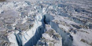 Un proyecto ultrasecreto de la Guerra Fría desenterró fósiles antiguos en las profundidades de la capa de hielo de Groenlandia