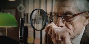 """Un espía de 83 años protagoniza """"El agente topo"""", el documental chileno nominado al Oscar"""