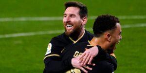 Lionel Messi rompe el récord de apariciones en el FC Barcelona con una victoria 6-1