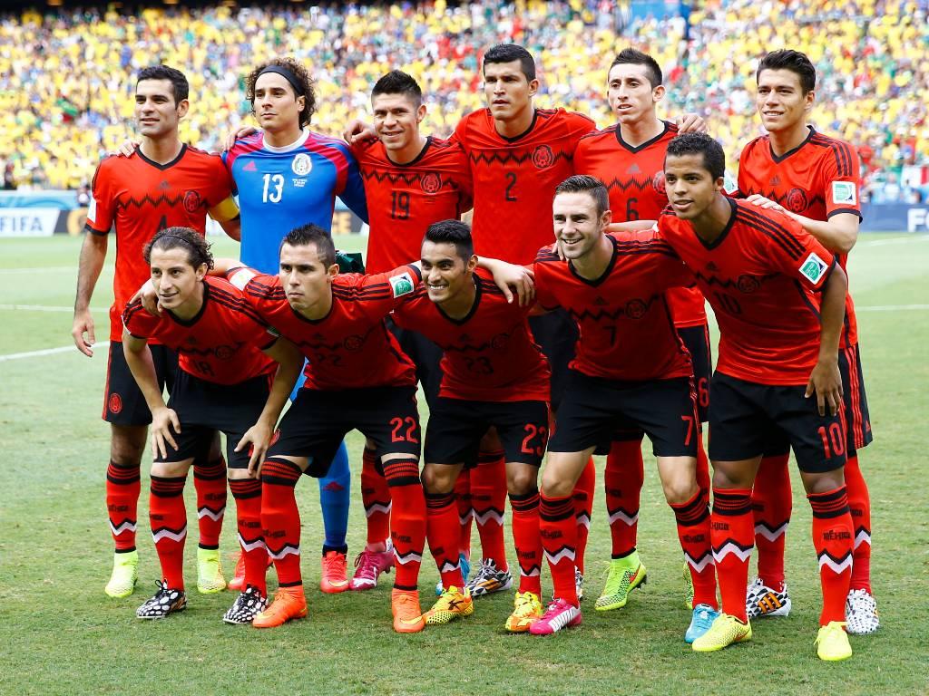 playeras selección mexicana