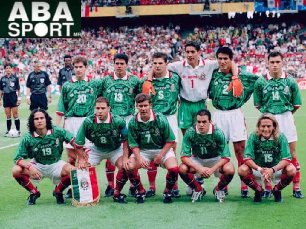 México Francia 1998