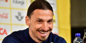 """Zlatan Ibrahimovic rompió en llanto y se llamó a sí mismo el """"mejor del mundo"""", previo a su regreso con la Selección de Suecia"""