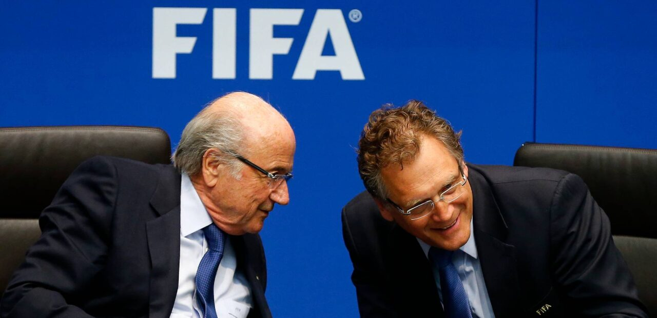 Blatter Valcke | Business Insider Mexico