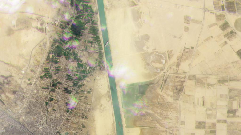 Canal de Suez bloqueado   Business Insider Mexico