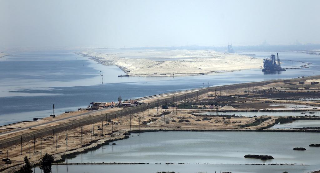Ampliación Canal de Suez   Business Insider Mexico