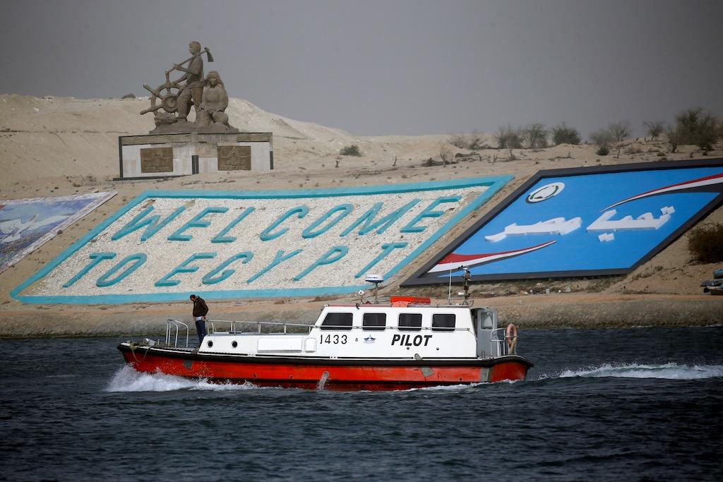Egipto Canal de Suez   Business Insider Mexico