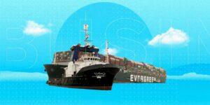 El Canal de Suez lleva un día bloqueado por un buque encallado —estos son algunos datos del célebre cruce marítimo