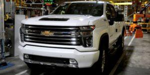 La escasez mundial de semiconductores prolonga el paro en la producción de General Motors en Norteamérica