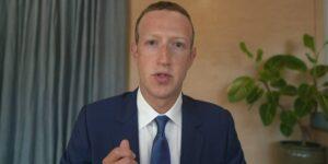 El CEO de Facebook plantea al Congreso de EU reformar una importante ley de internet
