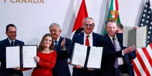 El sector privado de Estados Unidos exige a Biden que presione a México para que terminen supuestas violaciones al TMEC
