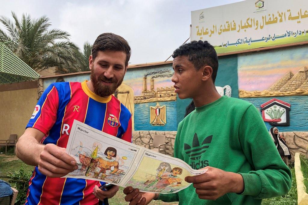Islam Battah doble de Messi | Business Insider Mexico