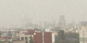 Tolvaneras dentro de Ciudad de México continuarán por la combinación de altas temperaturas, vientos y pocas áreas verdes