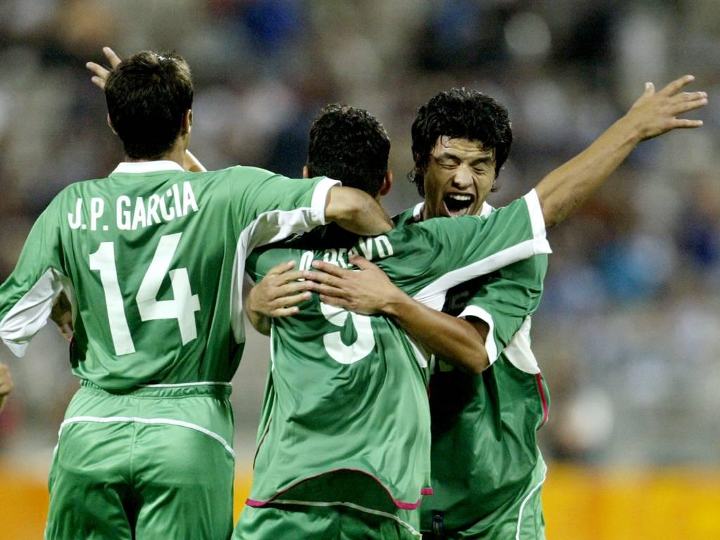 Selección Mexicana Juegos Olímpicos