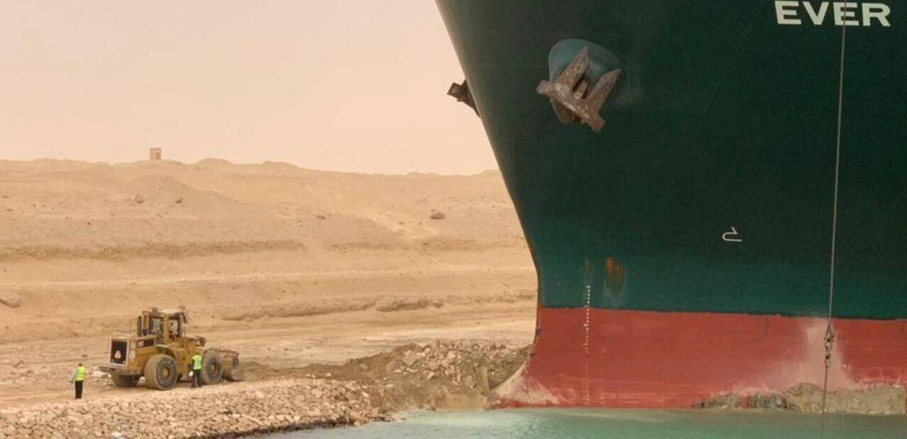 videojuego Canal de Suez