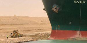 Sí, también hubo un videojuego que parodió el desastre del Canal de Suez
