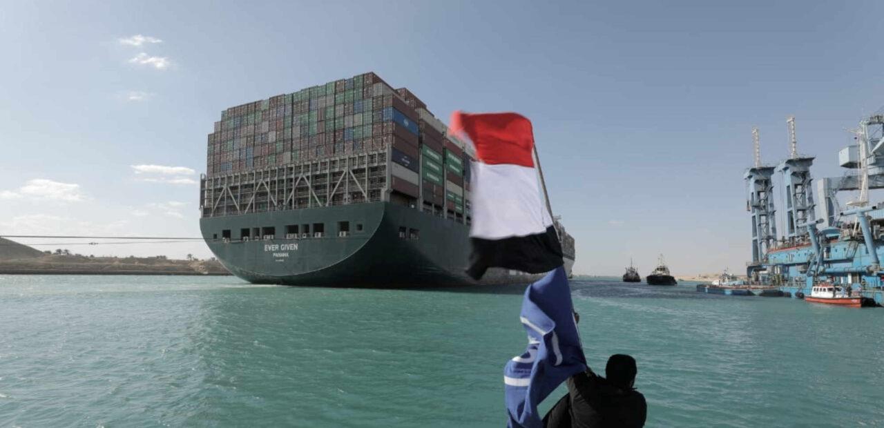 Canal Suez | Business Insider México