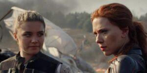 """Scarlett Johansson y Florence Pugh tuvieron neumonía mientras filmaban """"Black Widow"""", de acuerdo con la directora de la película"""