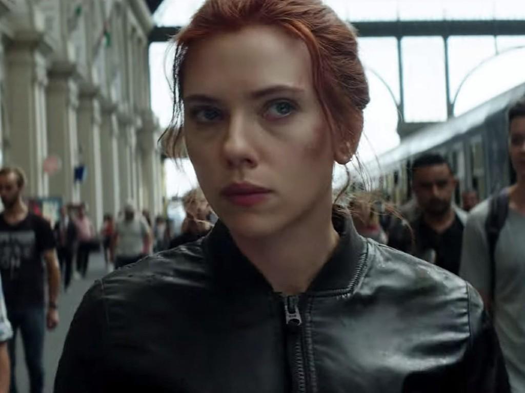 Johansson Black Widow