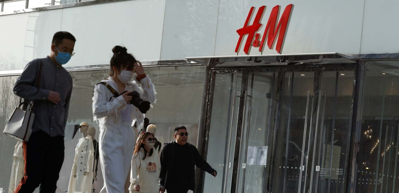 H&M_China  Business Insider México